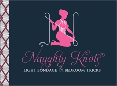 Naughty Knots: Light Bondage and Bedroom Tricks, Potter Gift