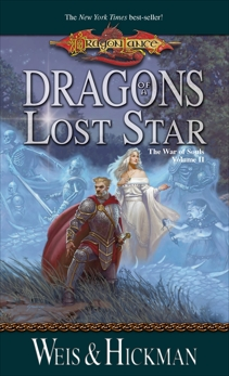 Dragons of a Lost Star, Hickman, Tracy & Weis, Margaret