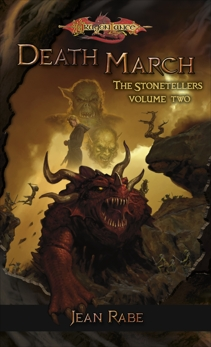 Death March: The Stonetellers, Volume Two