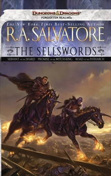 The Sellsword: Tracy Hickman Presents the Anvil of Time, Banks, Cam