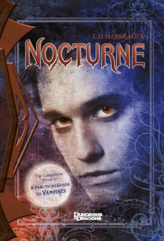Nocturne: A Companion Novel to A Practical Guide to Vampires, Hardrader, Lisa