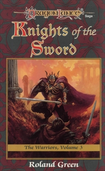 Knights of the Sword: The Warriors, Book 3, Green, Roland