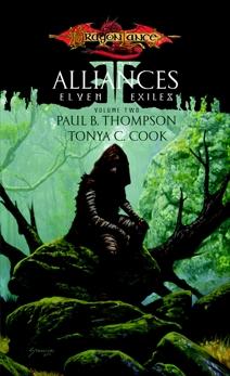 Alliances: Elven Exiles, Book II, Cook, Tonya C. & Thompson, Paul B.
