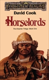 Horselords: Forgotten Realms, Cook, David