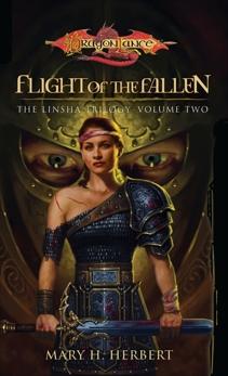Flight of the Fallen: The Linsha Trilogy, Book 2, Herbert, Mary H.