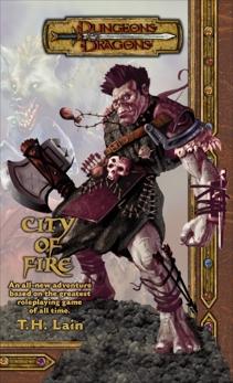 City of Fire, Lain, T. H.