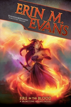 Fire in the Blood, Evans, Erin M.