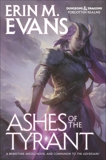 Ashes of the Tyrant, Evans, Erin M.
