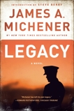 Legacy: A Novel, Michener, James A.