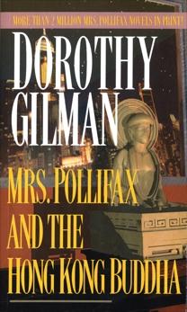 Mrs. Pollifax and the Hong Kong Buddha, Gilman, Dorothy