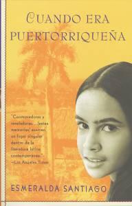 Cuando era puertorriqueña, Santiago, Esmeralda