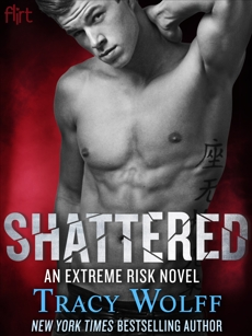 Shattered: An Extreme Risk Novel, Wolff, Tracy