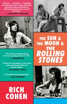 The Sun & The Moon & The Rolling Stones, Cohen, Rich