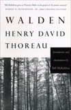 Walden: Introduction and Annotations by Bill McKibben, Thoreau, Henry David