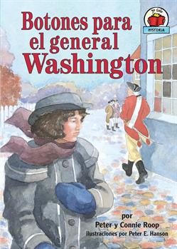 Botones para el general Washington (Buttons for General Washington), Roop, Connie