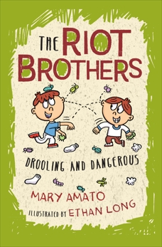 Drooling and Dangerous: The Riot Brothers Return!, Amato, Mary