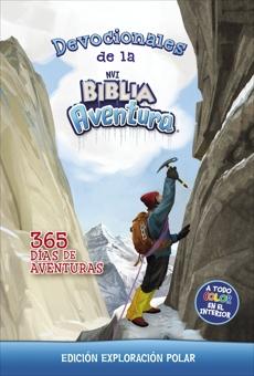 Devocionales de la Biblia: Aventura NVI: Edición exploración polar: 365 días de aventuras, Vida,