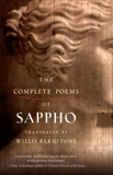 The Complete Poems of Sappho,