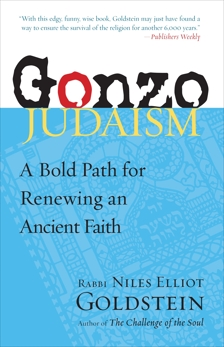 Gonzo Judaism: A Bold Path for Renewing an Ancient Faith