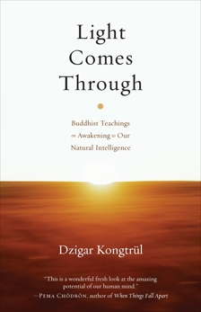 Light Comes Through: Buddhist Teachings on Awakening to Our Natural Intelligence, Kongtrul, Dzigar