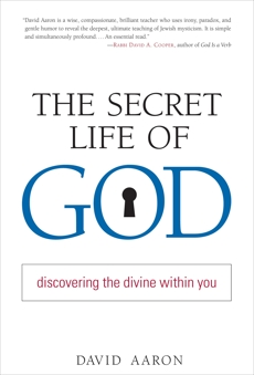 The Secret Life of God: Discovering the Divine within You, Aaron, David