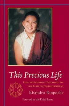 This Precious Life: Tibetan Buddhist Teachings on the Path to Enlightenment, Khandro