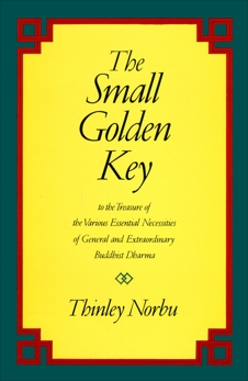 The Small Golden Key, Norbu, Thinley