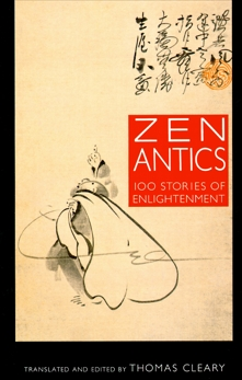 Zen Antics, Cleary, Thomas