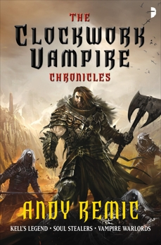 The Clockwork Vampire Chronicles, Remic, Andy
