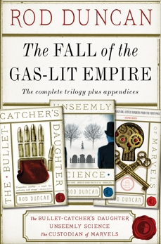 The Fall of the Gas-Lit Empire Boxed Set, Duncan, Rod