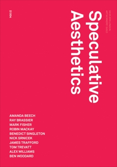 Speculative Aesthetics,