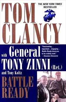 Battle Ready, Koltz, Tony & Zinni, Tony & Clancy, Tom