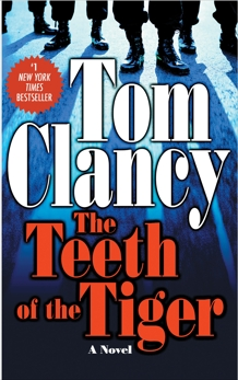 The Teeth Of The Tiger, Clancy, Tom