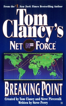 Tom Clancy's Net Force: Breaking Point, Perry, Steve
