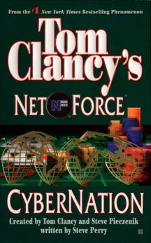 Tom Clancy's Net Force: Cybernation, Perry, Steve
