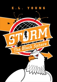 STORM:  The Black Sphere: The Black Sphere, Young, Emma