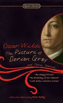 The Picture of Dorian Gray and Three Stories, Wilde, Oscar