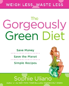 The Gorgeously Green Diet, Uliano, Sophie