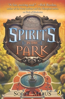 Gods of Manhattan 2: Spirits in the Park, Mebus, Scott