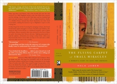 The Flying Carpet of Small Miracles: One Woman's Fight to Save Two Orphans of War, Jaber, Hala