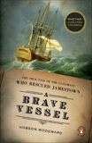 A Brave Vessel: The True Tale of the Castaways Who Rescued Jamestown, Woodward, Hobson