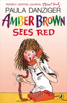 Amber Brown Sees Red, Danziger, Paula