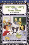 Horrible Harry and the Green Slime, Kline, Suzy