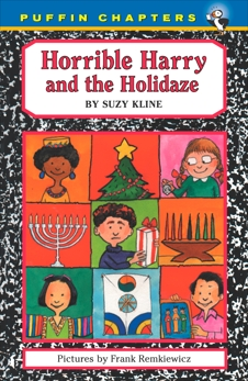 Horrible Harry and the Holidaze, Kline, Suzy