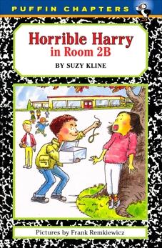 Horrible Harry in Room 2B, Kline, Suzy