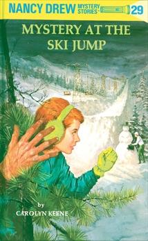 Nancy Drew 29: Mystery at the Ski Jump, Keene, Carolyn