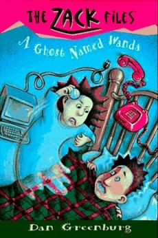 Zack Files 03: A Ghost Named Wanda, Greenburg, Dan