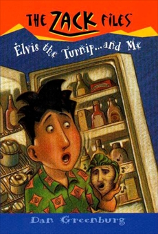 Zack Files 14: Elvis, the Turnip, and Me, Greenburg, Dan