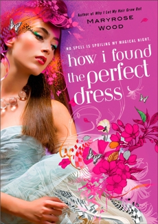 How I Found the Perfect Dress, Wood, Maryrose
