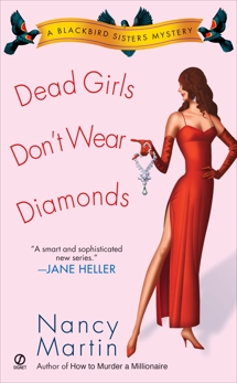 Dead Girls Don't Wear Diamonds: A Blackbird Sisters Mystery